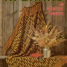 Crochet Knitting Patterns Afghans Columbia Minerva 2545 Nantuk Ombre 1972