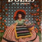 Vintage Crochet Patterns Dolls America Costumes Clothing Dresses Gypsy 1952