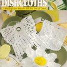 Crochet Patterns Dishcloths Contest Favorites Leisure Arts 3211 17 Designs