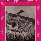 Vintage Crochet Patterns Doilies Pineapple Pageant Ruffled Thistle 1948