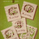 Vintage Learn How Book Crochet Knitting Tatting Embroidery Patterns 1941
