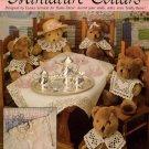 Crochet Patterns Miniature Collars Leisure Arts 928 Teddy Bear Doll 1990