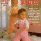 Knit Crochet Patterns Brunswick Our Babies Christening Dress Afghan 1984 VTNS