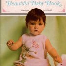 Columbia Minerva Beautiful Baby Knit Crochet Patterns Toddler Layette 1967