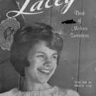 Laceys Mohair Sweaters Knitting Patterns Classic Cardigan Pullover 1964
