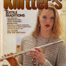 Knitters 34 Spring 1994 Textile Traditions Sweaters Zodiac Braided Rug