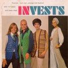 Columbia Minerva In Vests Crochet Knitting Patterns Juliet Cap 1969