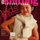 VOGUE KNITTING Kids Collector Special 2001 55 Patterns Animal Hats Sweaters