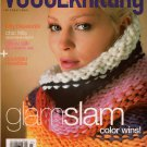 VOGUE KNITTING Holiday 2005 Victoriana Fair Isle Celtic Coat Capelet Socks