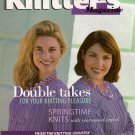 Knitters 46 Spring 1997 Twin Sets Mother Daughter Lace Pinafore Fair Isle