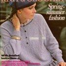 Mon Tricot MD 63 Knitting Crochet Patterns Spring Sweaters Vest Jacket 1979 VTNS