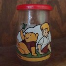 Pooh's Grand Adventure welch Jelly Jar 1997