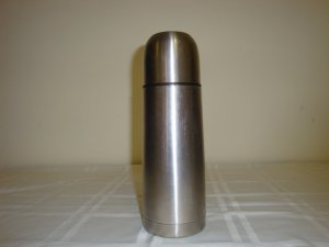 LIQUID SOLUTION THERMO BOTTLE STAINLESS STEEL