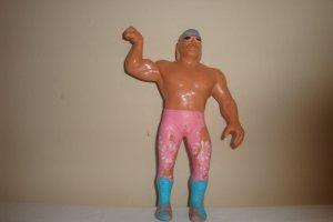 1986 JESSIE VENTURA WWF WRESTLING FIGURE TITON LJN