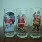 COCA COLA HADDON SUNDBLOM SANTA CLAUSE ALL 3 SERIES II