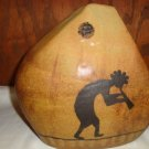 CONTEMPORARY ART POTTERY MOUNTAIN SIDE JUG