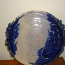 CONTEMPORARY STONEWARE ART POTTERY PLATTER