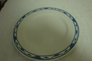 CARIBE CHINA PUERTO RICO DINNER PLATE