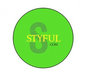 Green Styful Button