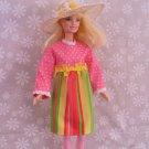 Barbie Doll Clothes Handmade Dress