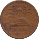 1945 20 Centavos