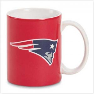 37290 NFL New England Patriots 11 Ounce Mug
