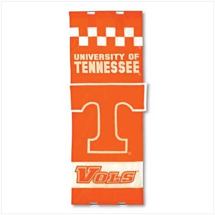 38072 UNIVERSITY OF TENNESSEE DOOR FLAG