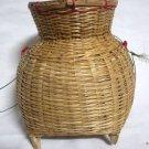 Thai  Style Creel Fishing  Basket work
