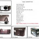 NCO projector-  HDMI LED MINI Projector LED930+TV USB SD input
