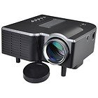 "Mini AV LED Digital Projector w/USB, SD Card Slot & Speaker - 17"" - 67"" Display"