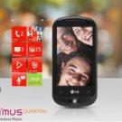 BRAND NEW UNLOCKED LG Quantum c900 16GB Windows 7 with One Year Warranty