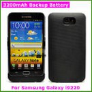 3200mAh External Backup Battery Charger Case for Samsung Galaxy Note i9220 N7000