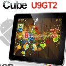 "9.7"" Cube U9GT2 Android 4.0 RK2918 1Ghz Tablet PC 8GB 1GB RAM Dual Camera Wifi"
