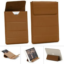 Leather Pouch w/ Foldable Stand for Apple iPad Mini