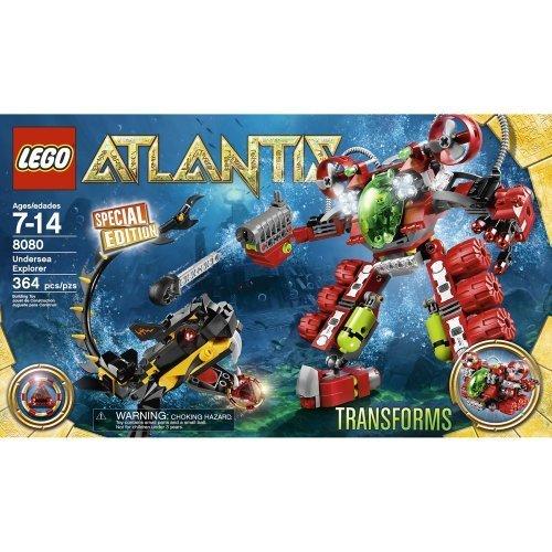 LEGO Atlantis Undersea Explorer (8080)