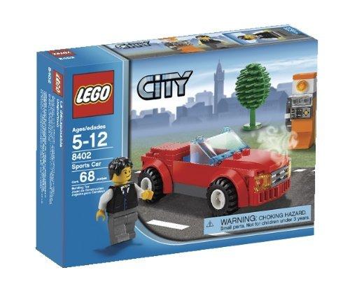 LEGO City Sports Car (8402)