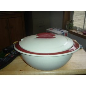 Tupperware Medium Insulated Oval Server
