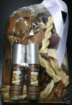Claire Burke Potpourri & Oil Caramel Velvet Creme~NEW