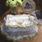 Vintage Victorian Lace Tissue Box Cover ATC 80