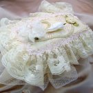 Vintage Victorian Lace Tissue Box Cover ATC 78