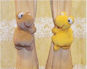 Children Curtain Tie Backs - Frogs CT 27