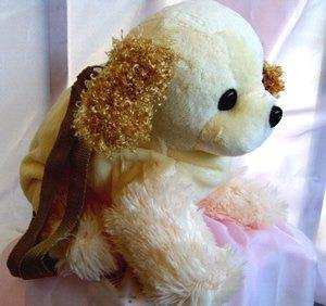 Cocker Spaniel Handbag Purse for Children -  PB 27