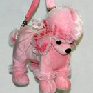 Poodle Handbag Purse for Children - Pink Small PB25