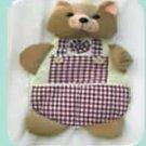 Children's Hanging Bag Wall Organizer -Teddy Bear B 48