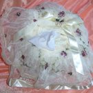 Vintage Victorian Lace Roll TissueCover ATC 50 - Small