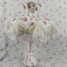 Vintage victorian style shabby chic antique lamp VL26