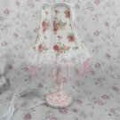Vintage victorian style shabby chic antique lamp VL-36
