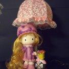 Kids boy girl nursery décor resin table accent lamp night light NEW SF-25