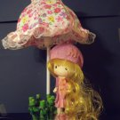 Kids boy girl nursery décor resin table accent lamp night light NEW SF-24