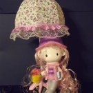 Kids boy girl nursery décor resin table accent lamp night light NEW  SF-26